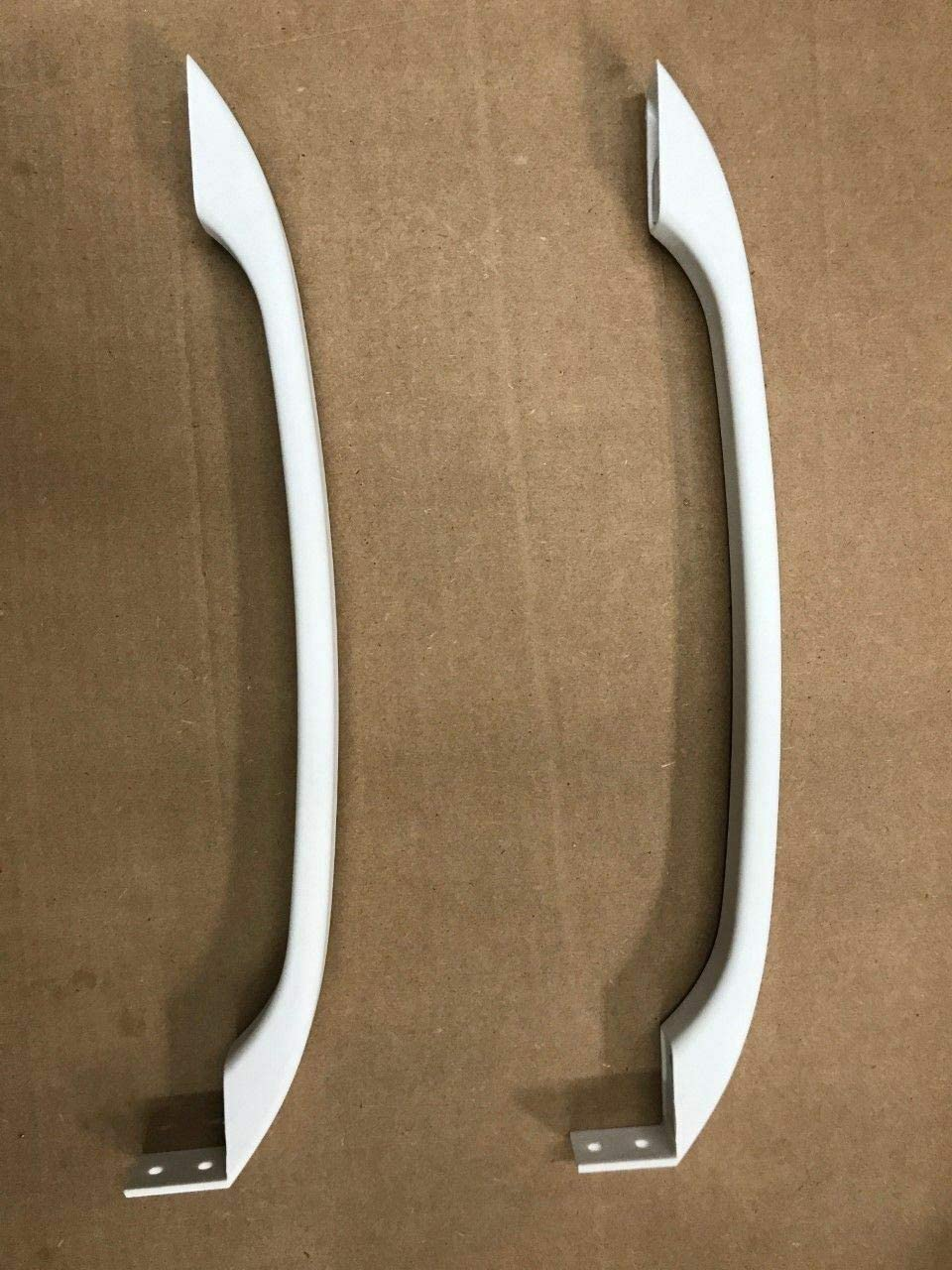 San Diego Mall New - 2 x Purchase 218428101 Door Compatible Frigidaire Handle Refri with