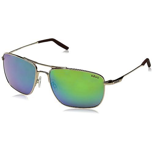 cc0b623bfbe Revo Groundspeed Polarized Rectangular Sunglasses