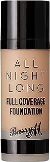 Barry M Cosmetics All Night Long Liquid Foundation - Crumb