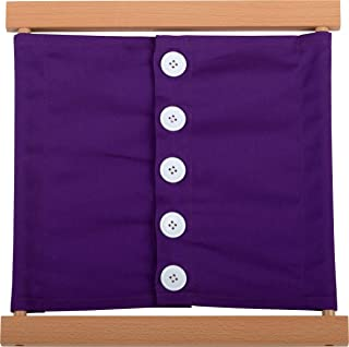 HABA Frame Large Buttons Montessori