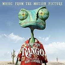 Best rango music soundtrack Reviews