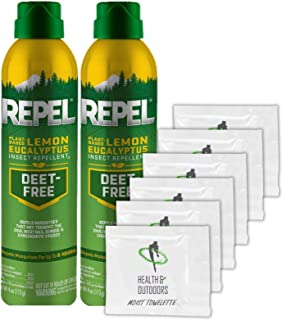 Best is repel lemon eucalyptus safe Reviews