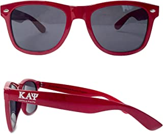 Kappa Alpha Psi Fraternity Sorority Sunglasses Greek Beach Sunny Day Nupe