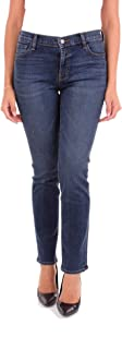 J brand Women's JB000823BLUE Blue Cotton Jeans