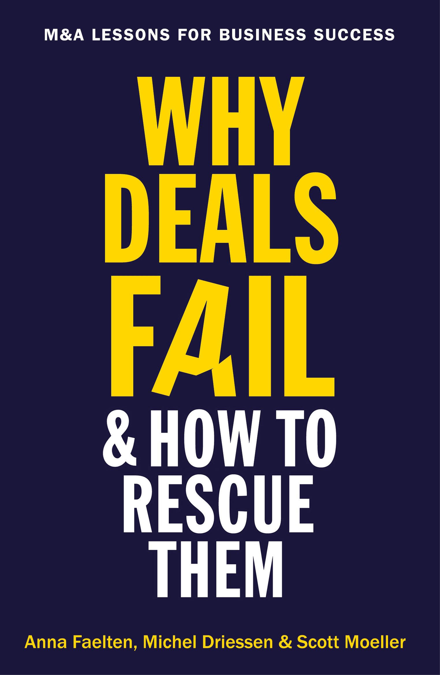 Image OfWhy Deals Fail And How To Rescue Them: M&A Lessons For Business Success