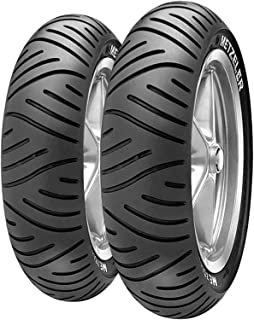 Coppia Gomme Pirelli SL 38 Unico 100//80-10 120//70-10 P iaggio V espa ET2-ET4 97-04