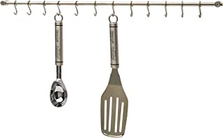 52cm Stainless Steel Utensil Hanging Rack
