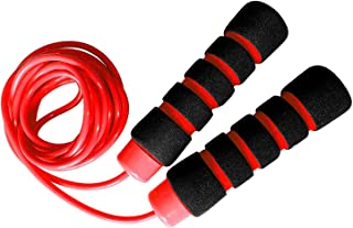 Limm Adjustable Jump Rope for Workout – All-Purpose Fitness for All Ages &..