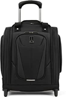 Maxlite 5 Rolling Underseat Compact Carry-On Bag, Black,...