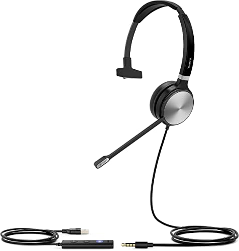 2021 Yealink UH36 Series Headset, lowest Wired Single-Ear | Teams Certified (UH36 outlet online sale Mono) sale