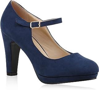Bestpreis exquisite handwerkskunst USA billig verkaufen Suchergebnis auf Amazon.de für: Blau - Pumps / Damen: Schuhe ...
