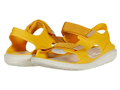 Crocs Swiftwater Expedition Sandal (Canary/Stucco) Women