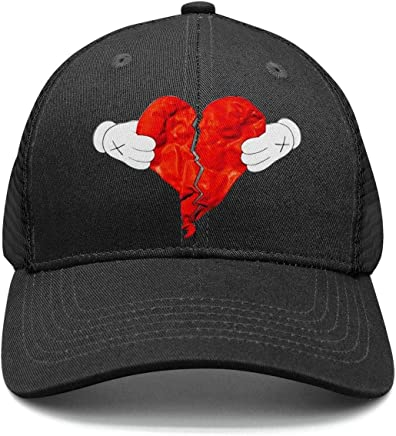 57e28d6d GUANTYH Awesome dad hat for Men Adjustable Baseball Cap Kanye-west-Logos-  Snapback