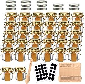 Explore jars for honey
