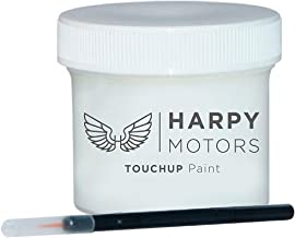 Harpy Motors 2013-2013 Subaru XV Crosstrek 37J Satin White Pearl 2oz Automotive Touch up Paint with Brush -Color Match Guaranteed