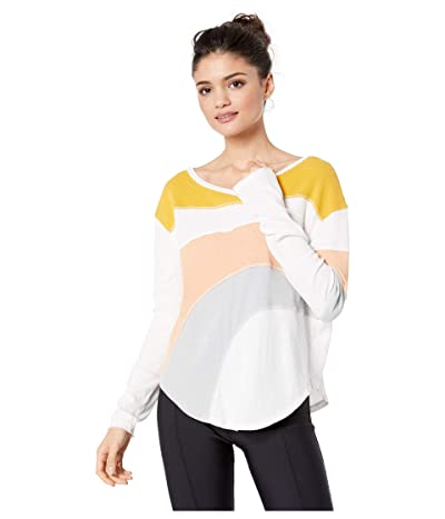 FP Movement Sun Downer Long Sleeve (Ivory) Women