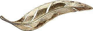 علبة مجوهرات مجوفة من جيفت جيفت جيفت | لتزيين المنزل، والمجوهرات، والشموع، والإكسسوارات الصغيرة (ذهبي / 26.5 سم × 8.1 سم ×...