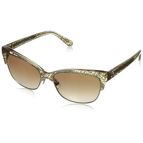 d39bfe8e3f9 kate spade new york Women s Shira Cat-Eye Sunglasses