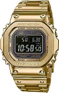 Casio - Reloj Digital para Hombre de Cuarzo con Correa en Acero Inoxidable GMW-B5000GD-9ER