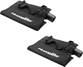 Homelite UT42120 Blower (2 pack) Replacement Leaf Bag # 31118142AG-2pk