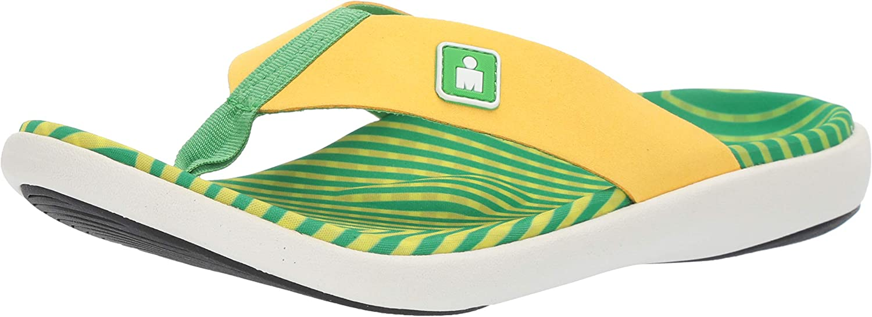 IRONMAN Men's Kumu Sandal Flip-Flop
