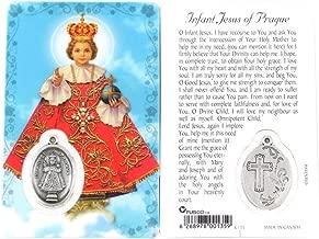 Infant Jesus of Prague, Prayer Card