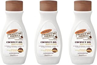 Palmer's Coconut Oil Body Lotion 1.7 Oz Travel Size (Pack of 3)
