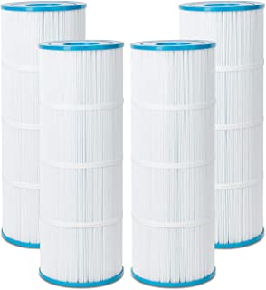 Future Way Pool Filter Cartridges Replacement for Pentair CCP320/320, Pleatco PCC80, Easy to Clean, 4-Pack