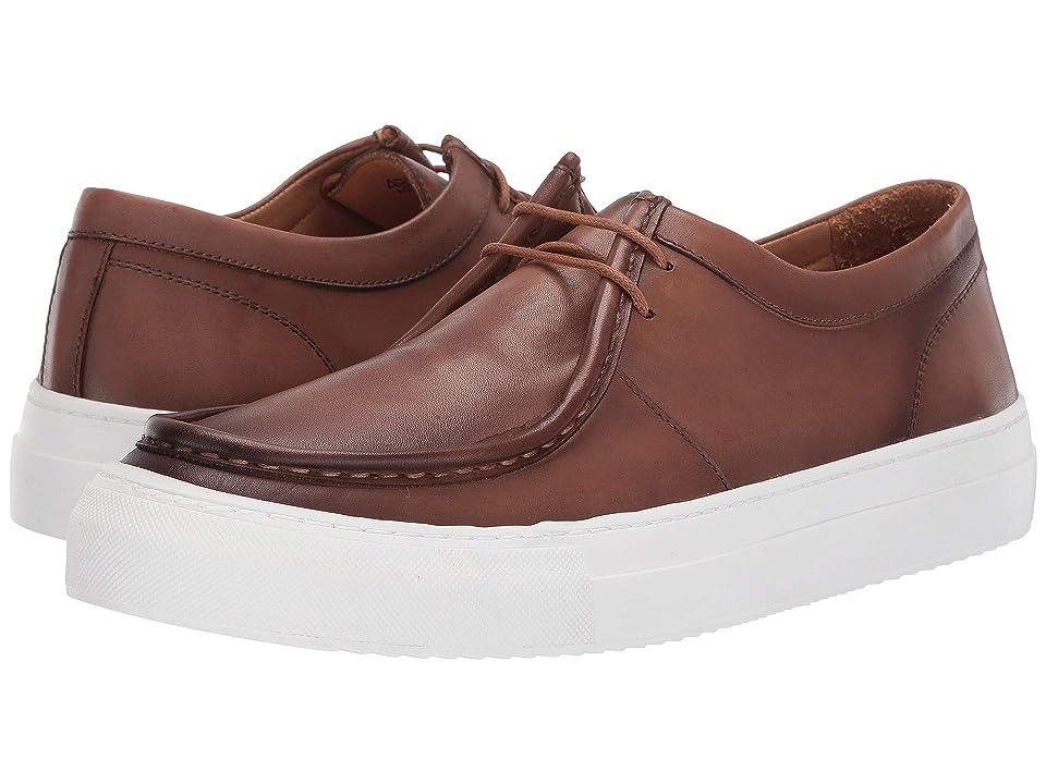 Gold & Gravy Rae Sneaker (Tan Leather) Men