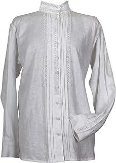 Camisa tradicional para mujer. Modelo Agolada