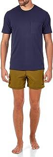 Vilebrequin - Men Pima Cotton Jersey T-Shirt Solid