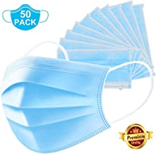 Dr Luzuliyo® 3-Ply Disposable Surgical face Mask,Pack of 50