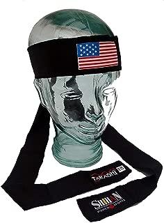 Turband/ú fascia protettiva di orecchie in neoprene per sport acquatici Neoprene Headband nastri per capelli sportiva Unisex per uomo E Donna