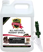 Natural Armor Peppermint Repellent for Mice/Mouse, Rats & Rodents. Natural Spray for Indoor & Outdoor Use R...