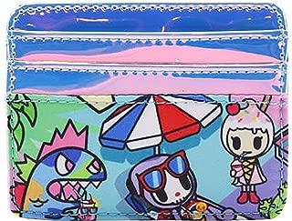 Tokidoki Pool Party Flat Card Holder