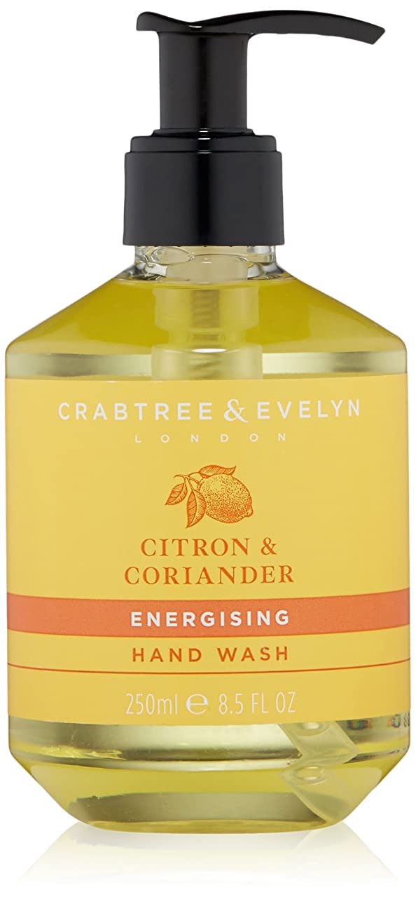 聴衆キリンアンドリューハリディクラブツリー&イヴリン Citron & Coriander Energising Hand Wash 250ml/8.5oz並行輸入品