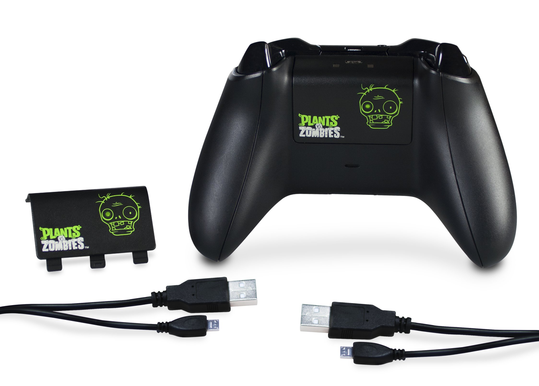 Plants Vs Zombies Play And Charge Battery Pack - Double Pack (Xbox One) [Importación Inglesa]: Amazon.es: Videojuegos