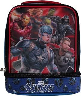 marvel avengers lunch box