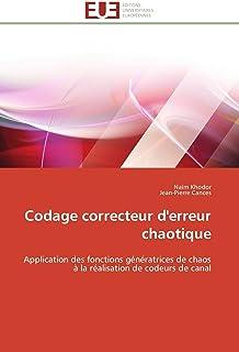 Codage Correcteur d'Erreur Chaotique (Omn.Univ.Europ.)