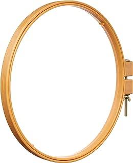 Dritz 3201 Plastic No-Slip Quilting Hoop, 10-Inch