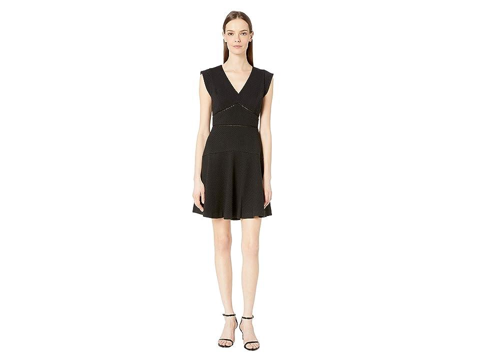 Rebecca Taylor Taylor Dress (Black) Women