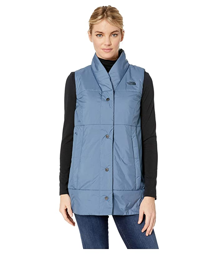 The North Face Femtastic Insulated Vest (Urban Navy) Women