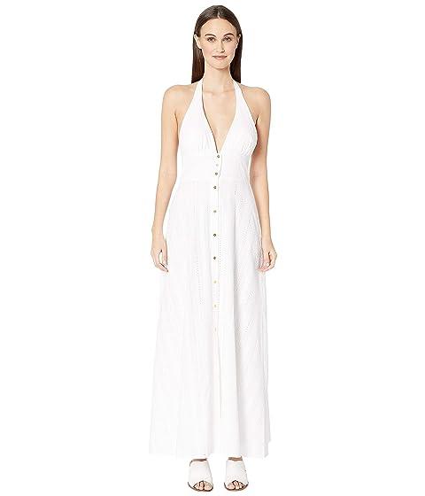 Heidi Klein Palermo Halterneck Maxi Dress