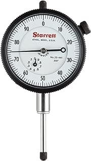 Starrett 25-441J Dial Indicator, 0.375