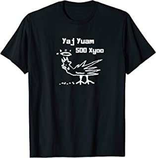 Hmong Yaj Yuam 500 Xyoo T-Shirt