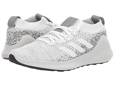 adidas Running pureBounce+ (Footwear White/Footwear White/Raw White) Women
