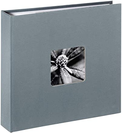 Haa Einsteckeoalbu Fine Art für 160 Fotos in Forat 10x15c grau by Hama