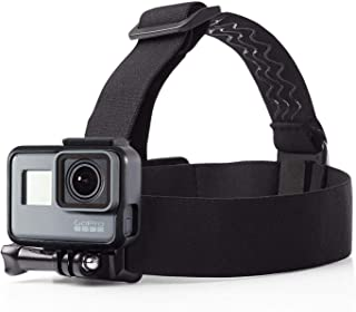 techlife solutions Head Strap Camera Mount for GoPro Xiaoyi SJCAM and All Action Camera