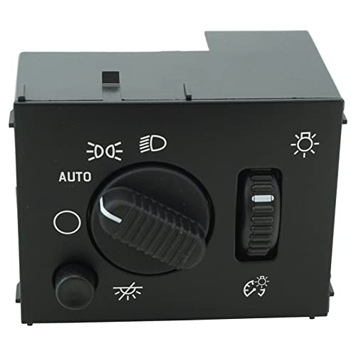 Dimmer Switch for Chevrolet Silverado 03-07 Also Controls Headlight and Dome Light