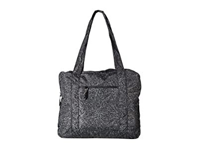 Baggallini Packable Tote Bag (Midnight Blossom) Tote Handbags